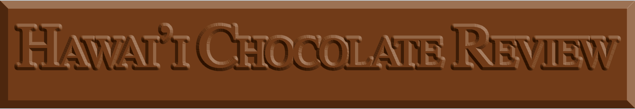 #chocolate_islands